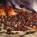 Blood Angels – Knights of the Blood Commander/Librarian WIP