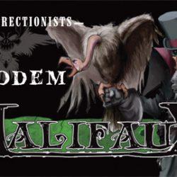 Nicodem Corpses – 18 September Malifaux Story Based Tournament
