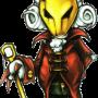 Beneath Lucius' Mask