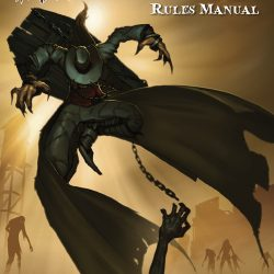 Malifaux Rules Manual and Gaming Ground Released