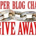 Super Blog Give Away Winner!