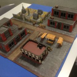 Building Malifaux