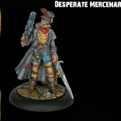 Blood Money – Malifaux Outcasts
