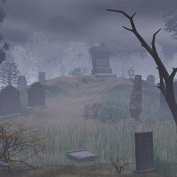 Malifaux Special Terrain: Graveyard WIP